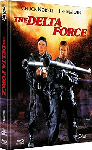 Delta Force - Mediabook (+ DVD) [Blu-ray] [Limited Collector's Edition]
