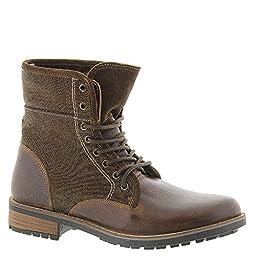 Steve Madden Men\'s Splinter Winter Boot, Brown, 11.5 M US