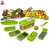 Urban Genius Nicer Dicer Plus Multi Chopper Vegetable Cutter Fruit Slicer With CD