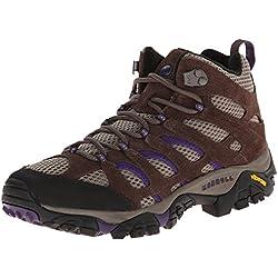 Merrell Women's Moab Ventilator Mid Hiking Boot