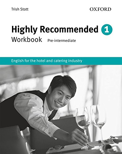 Highly recommended. Workbook. Per gli Ist. tecnici e professionali: Highly Recommended 1: Workbook New Edition