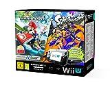 Console Nintendo Wii U 32 Go noire + Mar...