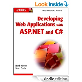 Developing Web Applications with ASP.NET and C#