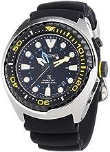 Comprar Seiko Kinetic Diver - Reloj automático , correa de plástico color negro