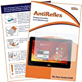 Acer Iconia A200 mumbi Displayschutzfolie Displayschutz AntiReflex antireflektierend