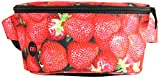 Mi-Pac Sport Waist Pack/ Bum Bag, Strawberries Print 742100-006