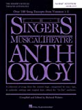 """The Singer's Musical Theatre Anthology: """"16-Bar"""" Audition, Soprano"""