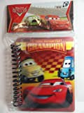 Cars 3 Time Piston Cup Champion Lenticular Journal - 60 Sheets