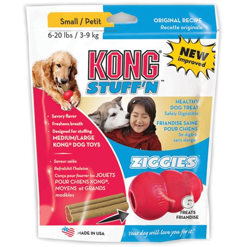 Ziggies - Dog Treat - Small - 7Oz.
