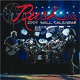 Rush Live 2009 Calendar