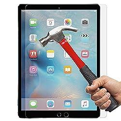 iPad Pro Glass Screen Protector, InaRock® 9H Tempered Glass Screen Protector for iPad Pro 12.9