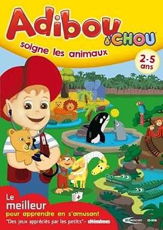 Adiboud'chou soigne les animaux 2009/2010