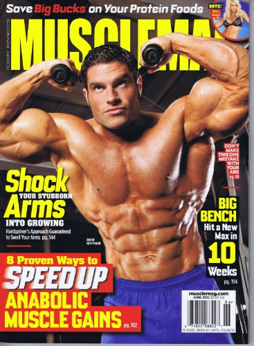MuscleMag International [US] June 2012 (単号)