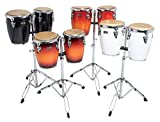 CLUB SALSA Mini Conga Drum sunburst