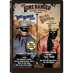 Lone Ranger Double-Barreled Feature: The Lone Ranger Story -and- Hi-Yo Silver