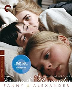 Fanny & Alexander (Criterion) (Blu-Ray)