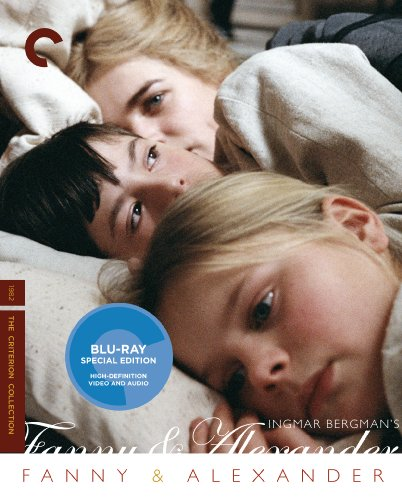 Cover art for  Fanny and Alexander (The Criterion Collection) [Blu-ray]
