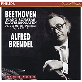 "Beethoven: Piano Sonata No.15 in D, Op.28 -""Pastorale"" - 4"