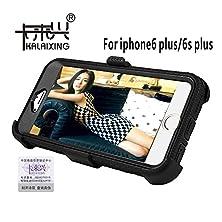 buy Kalaixing® Iphone 6 Plus Case, Iphone 6S Plus Water Resistant Cover Shockproof Waterproof Case Impact Resistant Cover For Iphone 6Plus/6S Plus 5.5 Inch--Black