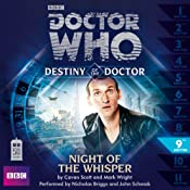 Doctor Who: Night of the Whisper: Destiny of the Doctor 9 | [Cavan Scott, Mark Wright]