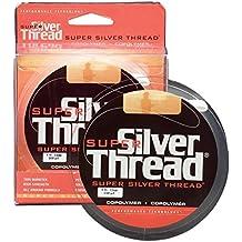 Silver Thread Super Filler Spools Fishing Line-330 Yards
