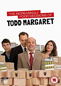 The Increasingly Poor Decisions of Todd Margaret [DVD]