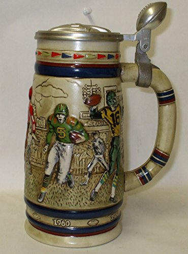 1983 Avon Football Beer Stein,