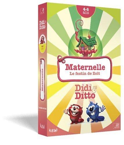 Didi & Ditto Maternelle - Le festin de Zolt (vf - French software)