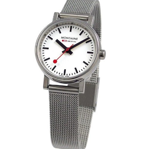 Mondaine Ladies Analogue Bracelet Watch
