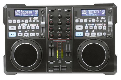 Sale!! American Audio Encore 2000 Digital DJ Media Player