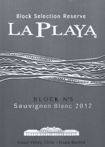 2012 La Playa Block Selection Reserve Sauvignon Blanc 750 Ml