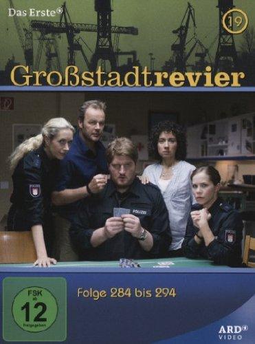 Großstadtrevier - Box 19/Folge 284-294 [4 DVDs]