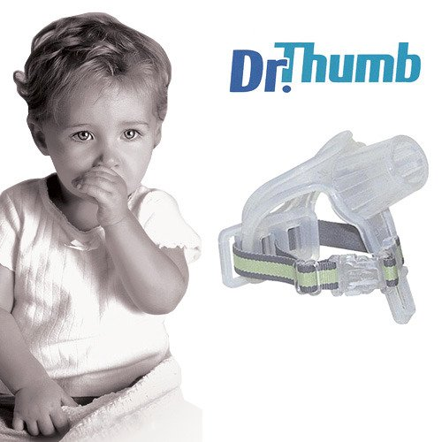 Dr Thumb for Thumb Sucking Prevention and Treatment, Stop Thumb Sucking Today - 1