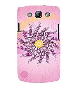 Fuson Premium Printed Hard Plastic Back Case Cover for Samsung I9300 Galaxy S3