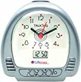 NRS Talking Alarm Clock