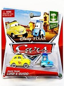 2013 Disney Pixar Cars Race Team Luigi & Guido - Festival Italiano