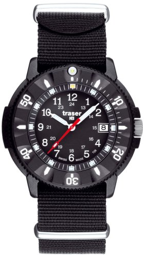 Traser P6508 Code Blue Military Watch