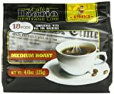 Caf? Diario Heritage Line 1903, Medium Roast, 18 Count (Pack of 6)