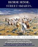 img - for Horse Sense. Street Smarts. book / textbook / text book