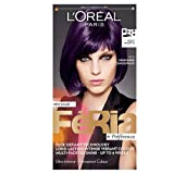 L'Oreal Paris Feria Permanent Hair Colour, Violet Vendetta Number P38 - Pack of 3