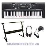 Yamaha EZ-220 Digital Keyboard With L...
