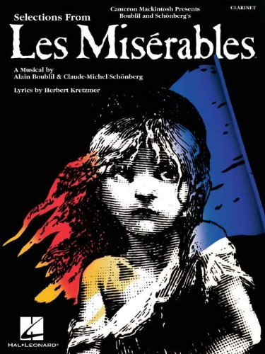 LES MISERABLES CLARINET      SELECTION FROM PDF