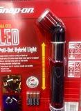 Snap-on(スナップオン) LED ハイブリッド ライト170/75ルーメン 防滴仕様強力マグネット付
