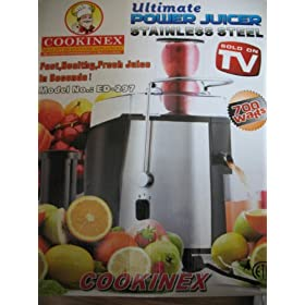 Ultimate Power Juicer 700 Watt