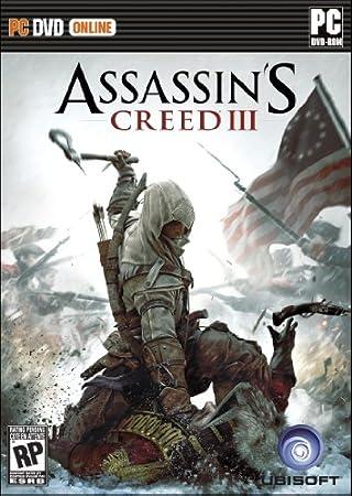 PC Assassin's Creed 3 - Trilingual