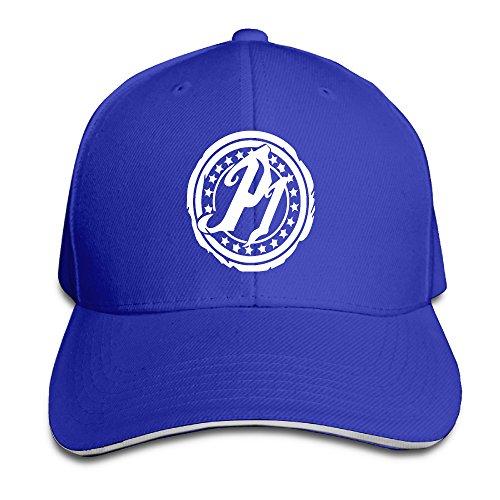 Feyaya -  Cappellino da baseball  - Uomo Royalblue Taglia unica