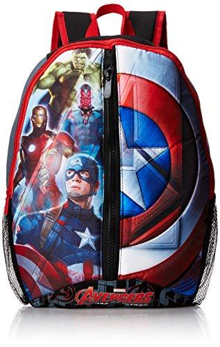 Global Design Concepts Boys' Avengers Split Backpack, Multi, One Size