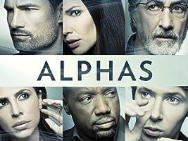 Alphas Season 2 [HD]