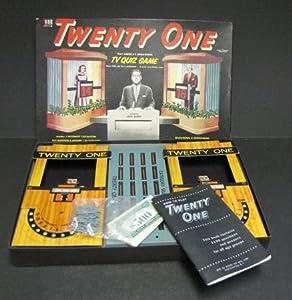 Twenty One Game Show