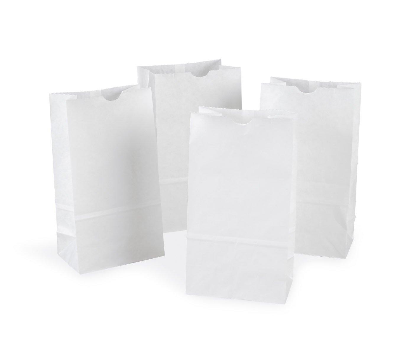 Amazon com Pacon Bags White Paper Bag